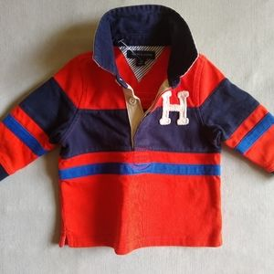 Tommy Hilfiger Baby Rugby Shirt